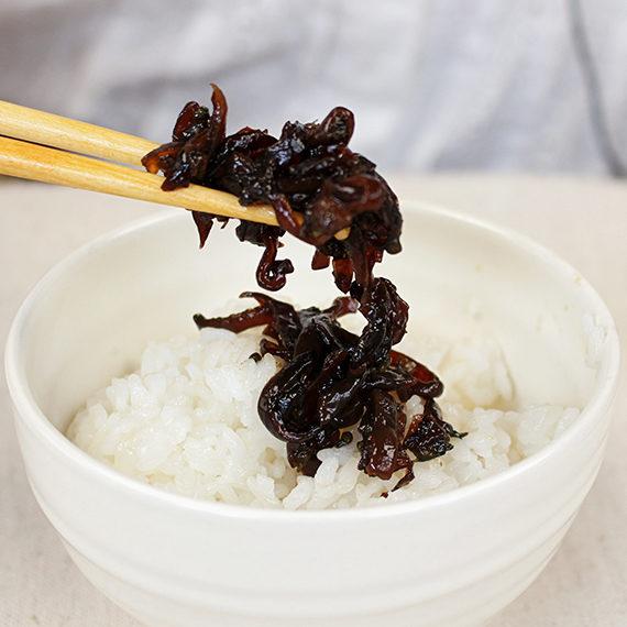 新鮮な会津の食材を使用。ご飯に映えます!