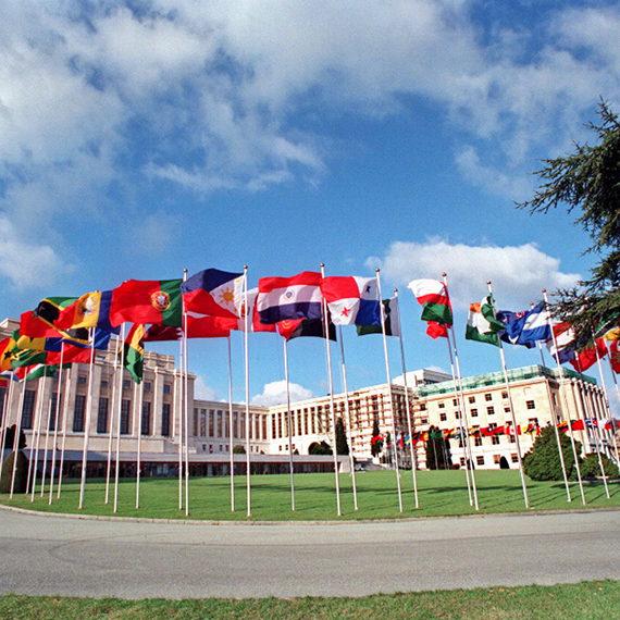 国際機関が世界一集まる国際都市・ジュネーブ