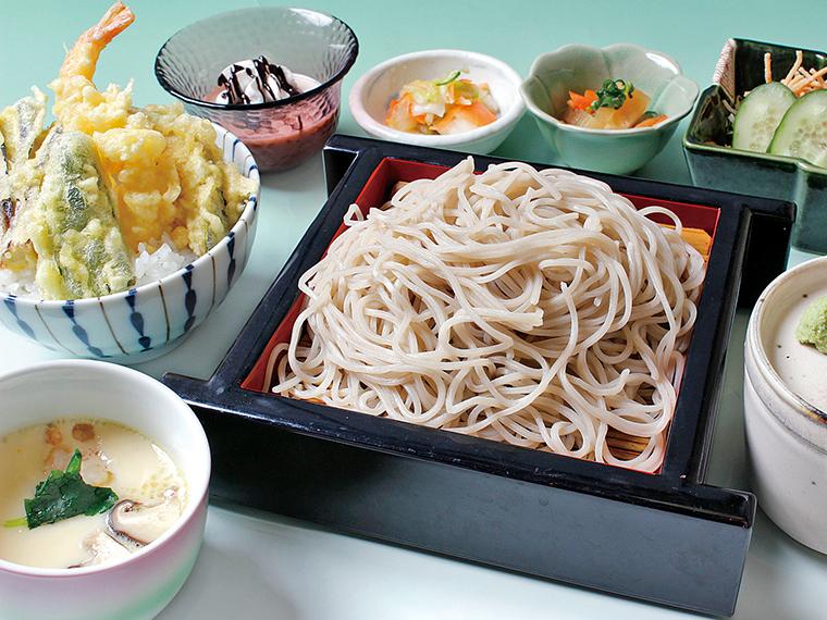 「中吉セット」(980円)