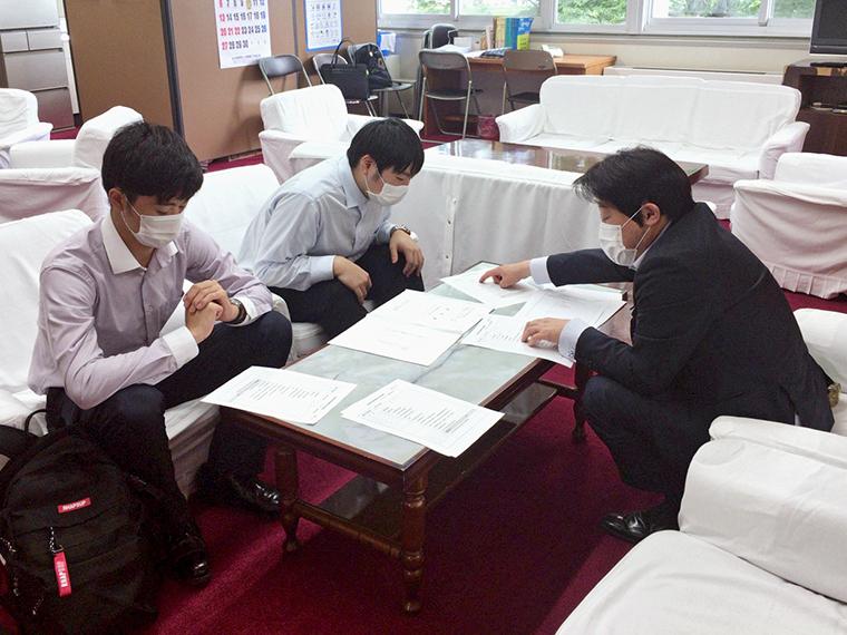 福島県内の大学生・専門学生を対象に「議員インターンシップ」参加希望者募集!