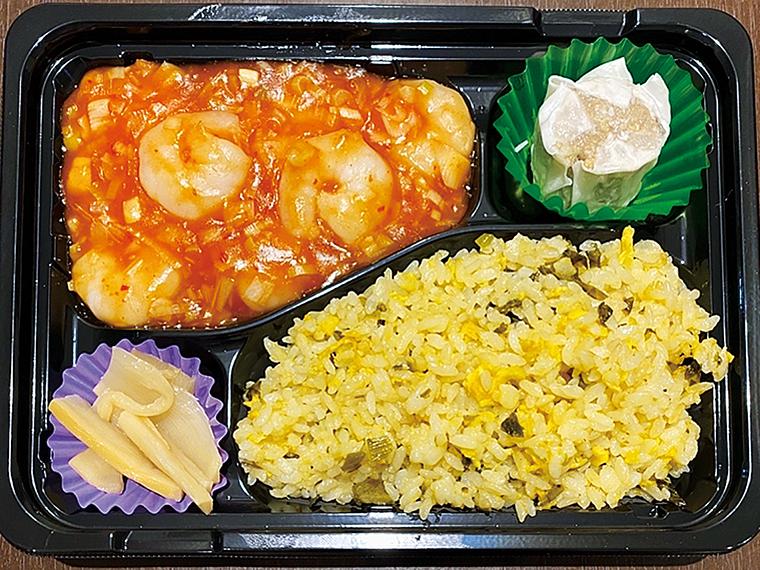 【中国料理レストラン 泰山(タイシャン)】弁当など