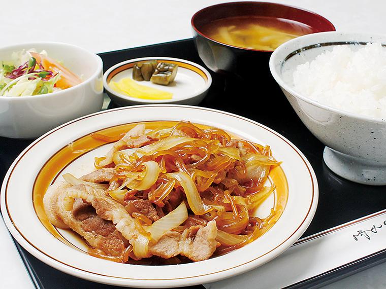 「立美定食」(1,180円)