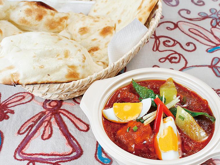 【本格インド料理 SULTAN(スルタン) 】インドカレー、ナンなど