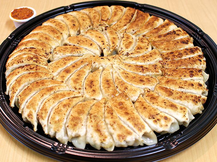 【ら~めん石狩】餃子、チャーシュー丼など