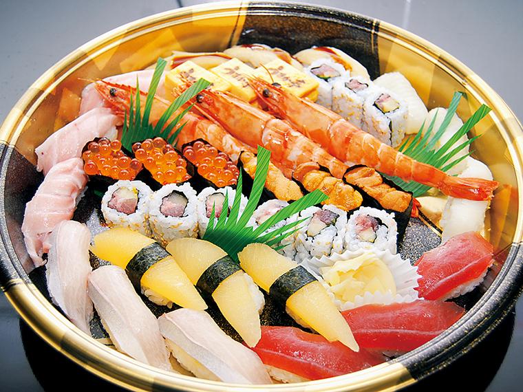 【うまか亭グループ】寿司など