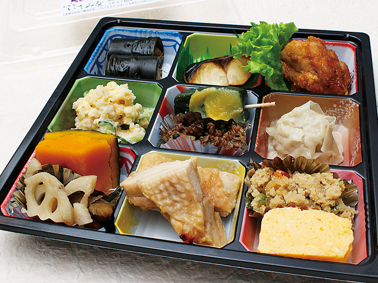 【いさみ屋】惣菜、弁当