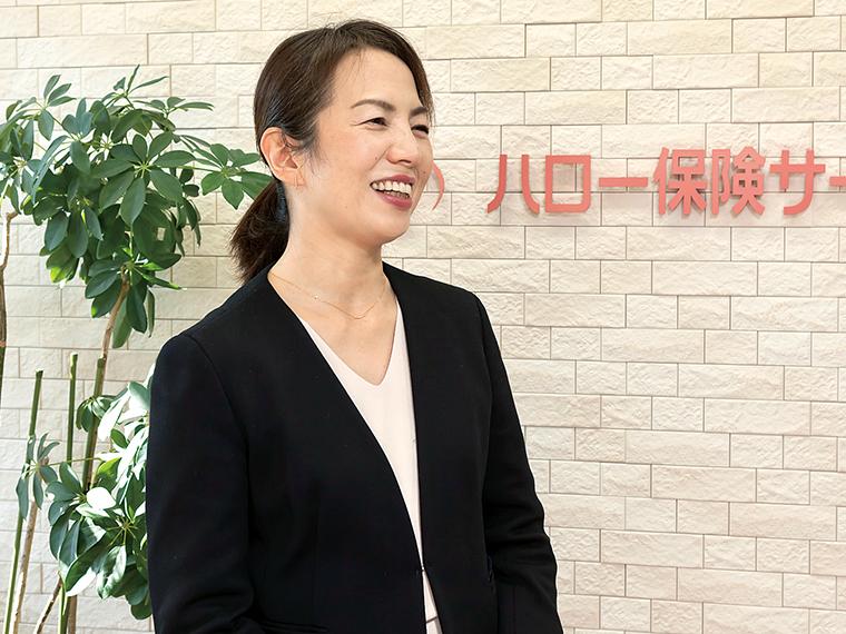 代表取締役社長 安島裕子