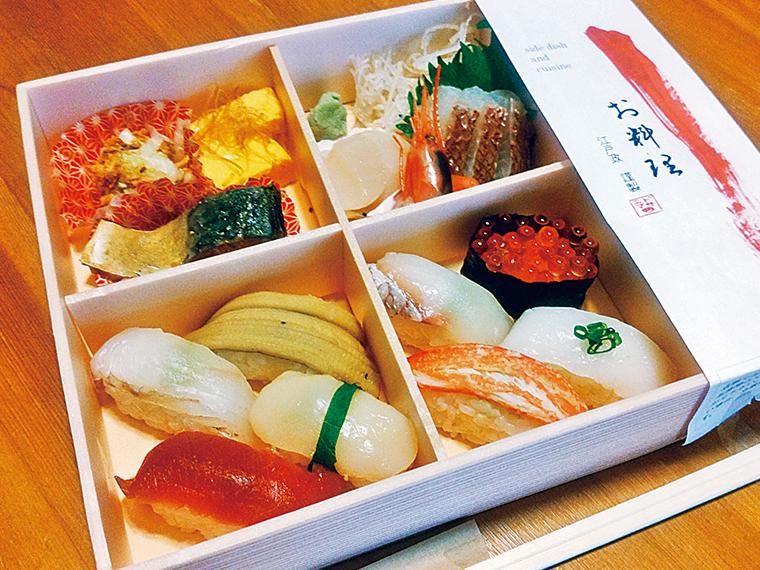 【江戸政】寿司、ちらし寿司など