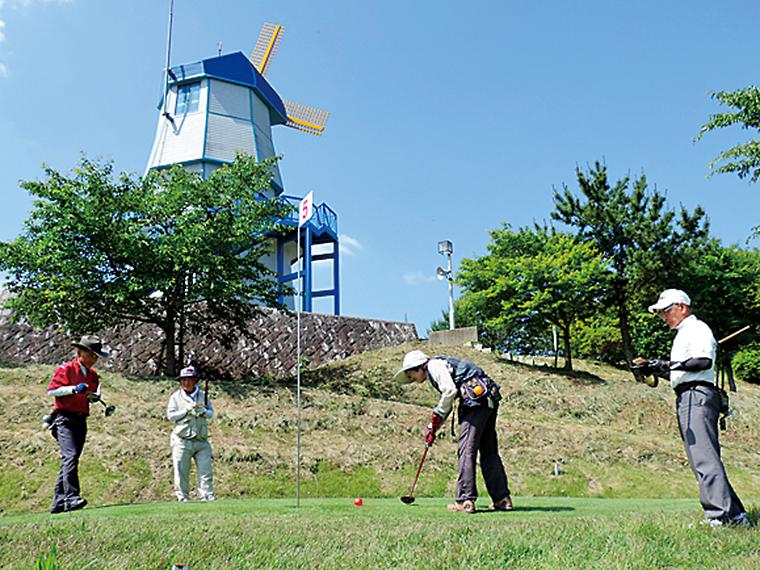 【広野町】二ツ沼総合公園でパークゴルフ(広野ICから車で約5分)