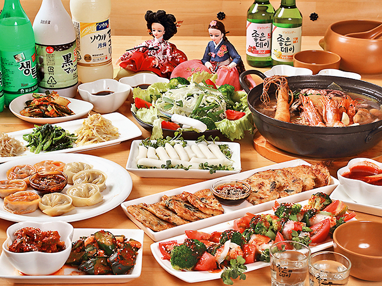 (8)【韓国王庭料理 幸福(ヘンボク)】食事券2,000円分…5名様