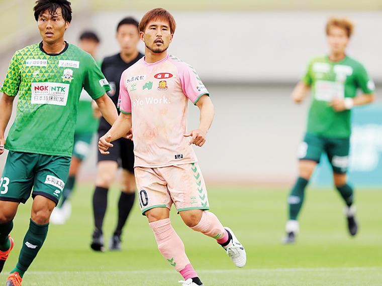 写真提供/Fukushima United FC
