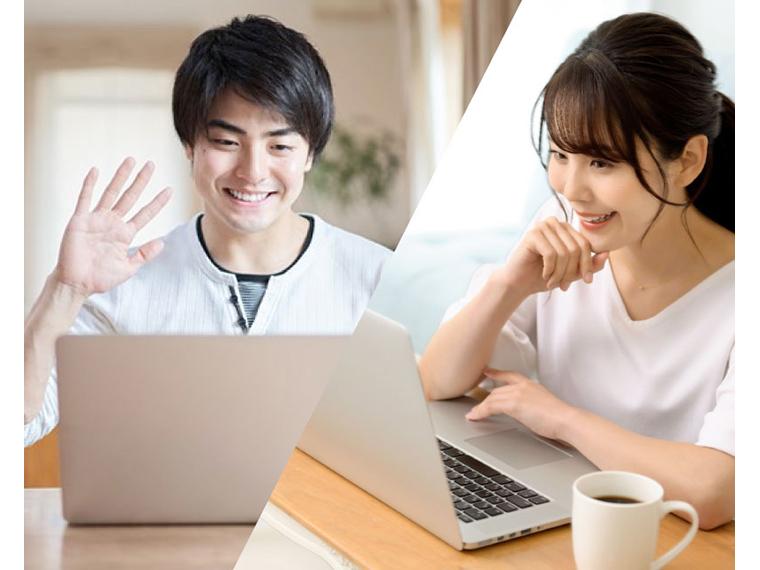 オンライン婚活はまだまだ未知の世界