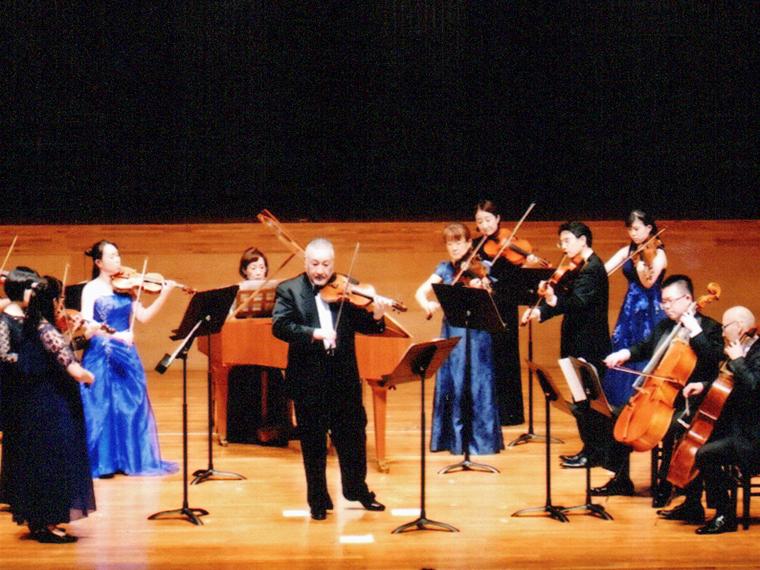 NHK交響楽団のコンマス・篠崎史紀氏がゲストに登場