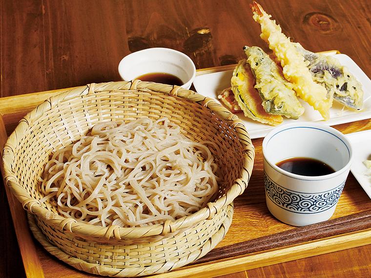 【福島市・手打ちそば よしなり】CJ Monmoパスクーポン提示で、食事の方に、「揚げそばがきみそ田楽」をサービス!