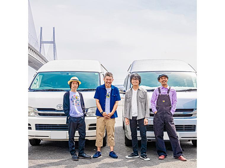 「フラワーカンパニーズ」、久々の全国ツアーの中で福島市にやってくる